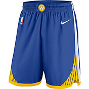 Nike Men's Golden State Warriors Dri-FIT Royal Swingman Shorts