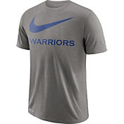 Nike Men's Golden State Warriors Dri-FIT Legend Grey T-Shirt