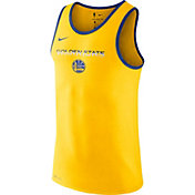 Nike Men's Golden State Warriors Dri-FIT Gold Tank Top