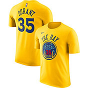 Nike Men's Golden State Warriors Kevin Durant Dri-FIT City Edition T-Shirt