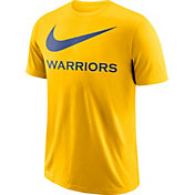 Nike Men's Golden State Warriors Dri-FIT Legend Gold T-Shirt