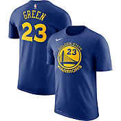 Nike Men's Golden State Warriors Draymond Green #23 Dri-FIT Royal T-Shirt