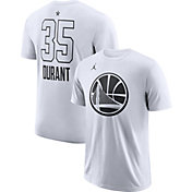 Jordan Men's 2018 NBA All-Star Game Kevin Durant Dri-FIT White T-Shirt