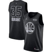 Jordan Men's 2018 NBA All-Star Game Kevin Durant Black Dri-FIT Swingman Jersey