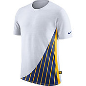Nike Men's Golden State Warriors Dri-FIT White DNA T-Shirt