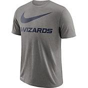 Nike Men's Washington Wizards Dri-FIT Legend Grey T-Shirt