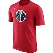 Nike Men's Washington Wizards Dri-FIT Red Logo T-Shirt