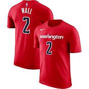 Nike Men's Washington Wizards John Wall #2 Dri-FIT Red T-Shirt