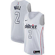 Nike Men's Washington Wizards John Wall Dri-FIT City Edition Swingman Jersey