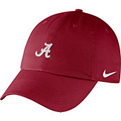 Nike Men's Alabama Crimson Tide Crimson Heritage86 Small Logo Adjustable Hat