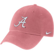 Nike Men's Alabama Crimson Tide Sea Coral Heritage86 Pigment Silhouette Hat