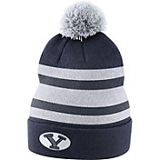Nike Men's BYU Cougars Blue Football Sideline Beanie