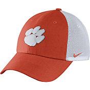 Nike Men's Clemson Tigers Orange/White Heritage86 Performance Trucker Hat