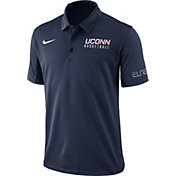 Nike Men's Blue UConn Huskies Basketball Polo