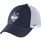 Nike Men's UConn Huskies Blue/White Heritage86 Performance Trucker Hat