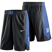 Nike Men's Duke Blue Devils Duke Blue Authentic Basketball Shorts