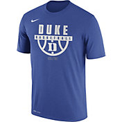 Nike Men's Duke Blue Devils Duke Blue ELITE Basketball Legend T-Shirt