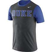 Nike Men's Duke Blue Devils Anthracite/Duke Blue Championship Drive Dri-Blend T-Shirt