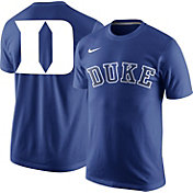 Nike Men's Duke Blue Devils Duke Blue Disruption T-Shirt