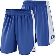 Nike Men's Duke Blue Devils Duke Blue Basketball Practice Shorts