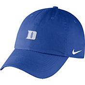 Nike Men's Duke Blue Devils Duke Blue Heritage86 Small Logo Adjustable Hat