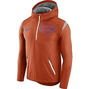 Nike Men's Florida Gators Orange Fly Rush Football Jacket