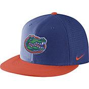 Nike Men's Florida Gators Blue/Orange AeroBill True Performance Hat