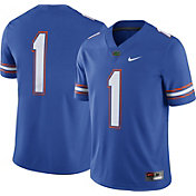Nike Men's Florida Gators #1 Blue Game Football Jersey