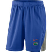 Nike Men's Florida Gators Blue Franchise Shorts