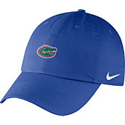 Nike Men's Florida Gators Blue Heritage86 Small Logo Adjustable Hat