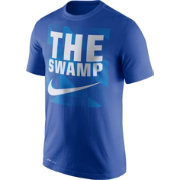 Nike Men's Florida Gators Blue Dri-FIT Legend Franchise T-Shirt