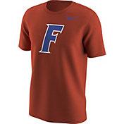 Nike Men's Florida Gators Orange Alt Logo Football T-Shirt