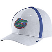 Nike Men's Florida Gators White AeroBill Football Sideline Coaches Classic99 Hat