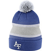 Nike Men's Air Force Falcons Blue Football Sideline Beanie