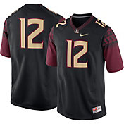 Nike Men's Florida State Seminoles #12 Game Football Jersey