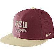 Nike Men's Florida State Seminoles Garnet/Gold AeroBill True Performance Hat