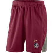 Nike Men's Florida State Seminoles Garnet Franchise Shorts