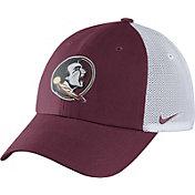 Nike Men's Florida State Seminoles Garnet/White Heritage86 Performance Trucker Hat