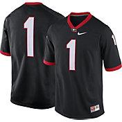 Nike Men's Georgia Bulldogs #1 Game Football Jersey