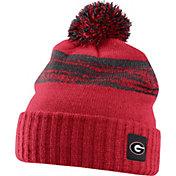 Nike Unisex Georgia Bulldogs Red Texture Beanie
