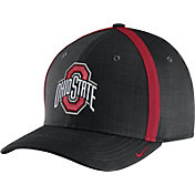 Nike Men's Ohio State Buckeyes Black AeroBill Football Sideline Coaches Classic99 Hat