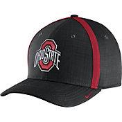 Nike Men's Ohio State Buckeyes Black AeroBill Football Sideline Coaches Classic99 Hat