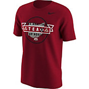 Nike Men's Ohio State Buckeyes Rivalry Scarlet T-Shirt