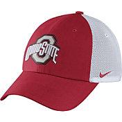 Nike Men's Ohio State Buckeyes Scarlet/White Heritage86 Performance Trucker Hat