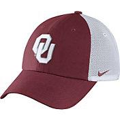 Nike Men's Oklahoma Sooners Crimson/White Heritage86 Performance Trucker Hat