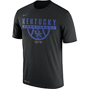 Nike Men's Kentucky Wildcats ELITE Basketball Legend Black T-Shirt