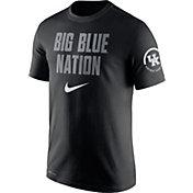 Nike Men's Kentucky Wildcats Black Dri-Fit Verbiage Performance T-Shirt