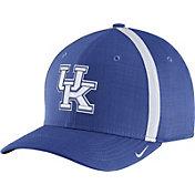 Nike Men's Kentucky Wildcats Blue AeroBill Football Sideline Coaches Classic99 Hat