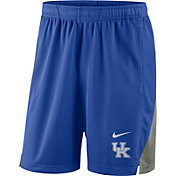 Nike Men's Kentucky Wildcats Blue Franchise Shorts