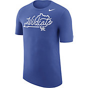Nike Men's Kentucky Wildcats Blue Local Elements T-Shirt